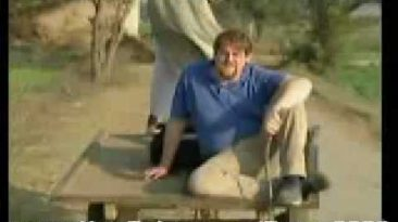 BBC Presenter George in Punjab Village Part 1