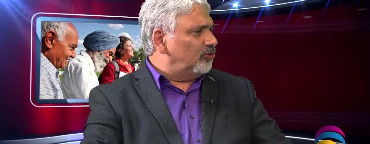 Nazeer Kahut condemns Pakistani Canadians' illegal efforts to block Punjabi in Census Canada 2016
