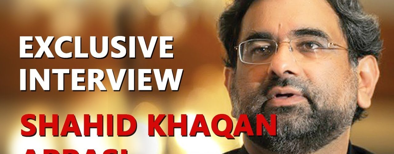 Pakistan PM Shahid Khaqan Abbasi Interview on CNN | Epicentre With Marya Shakil | CNN-News18