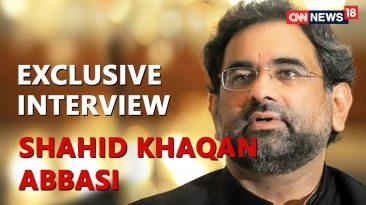 Pakistan PM Shahid Khaqan Abbasi Interview on CNN | Epicentre With Marya Shakil | CNN-News18