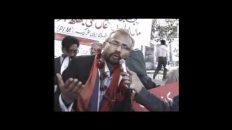 punjabi language movement hunger strike-interview with nazeer kahut pt(1)
