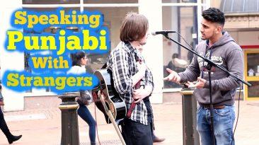 Speaking Punjabi With Strangers