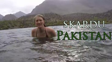 This is Skardu Pakistan not Switzerland