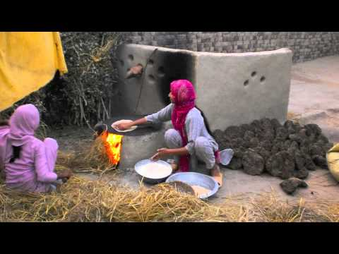 Village Verve – (A Day in the life of a villager) By Fatima Aslam