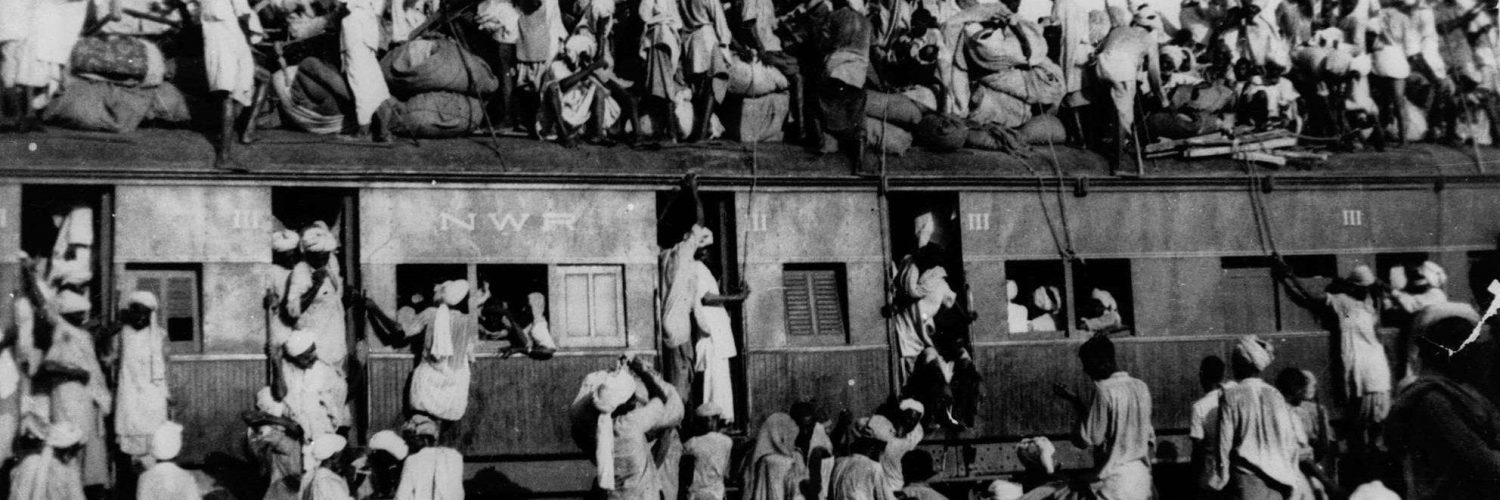 Vintage: Rare Photos of Indian partition – Year: 1947 (Punjab)