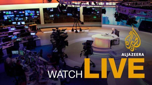 Watch Al-Jazeera English Live