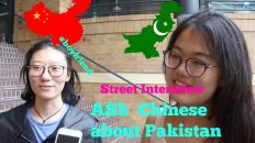 Ask Chinese about Pakistan|What Chinese think of Pakistan and Pakistani |Street Interview
