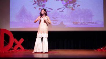 Combatting Cyberbullying – My Story | Mahira Khan | TEDxLahoreWomen