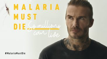 David Beckham leads the fight | Malaria Must Die
