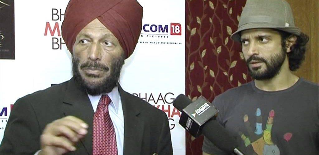 Flying Sikh Ka Credit Jo Hai Pakistan Ko Jaata Hai – Milkha Singh