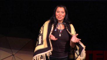 Language is Our Life Line   Joye Walkus   TEDxVictoria