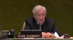 Noam Chomsky – Why Does the U.S. Support Israel?