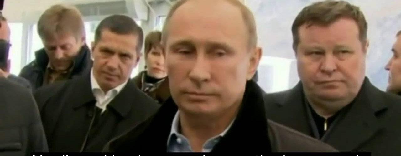 Putin handles corruption LIKE A BOSS