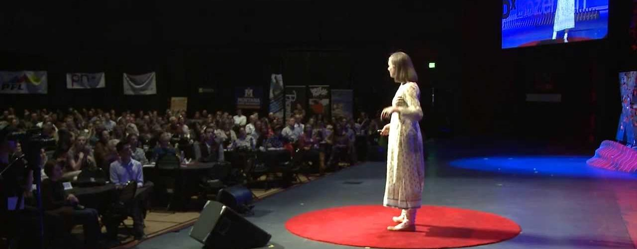 """Sir"": An American Woman's Stories of Pakistan : Genevieve Chabot at TEDxBozeman"