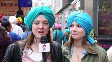 Turban Day Celebrations, Times Square, New York 2017