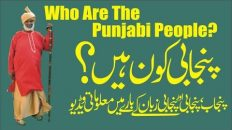 Who are the Punjabi People? | Punjab, Punjabi People and Punjabi language, Documentary in Urdu/Hindi