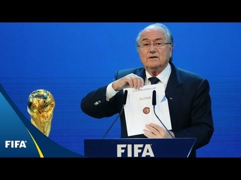 fifa world cup host name