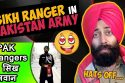 First Pakistani Sikh Ranger in Pakistani Army