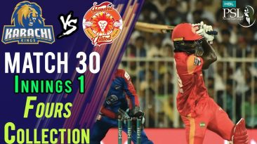 islamabad united fours