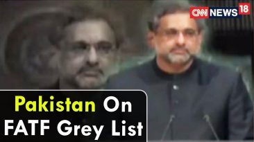 Pakistan on FATF Grey List