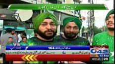 Sikh Community also Enjoying cricket