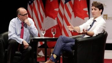 Trudeau on the Canada-U.S. trade relationship